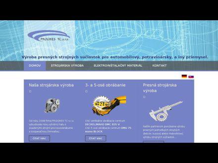 www.progrestc.sk