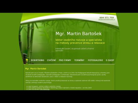www.martinbartosek.cz