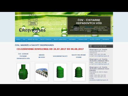 www.ekoprogres.sk