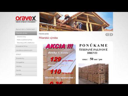 www.oravexslovakia.sk