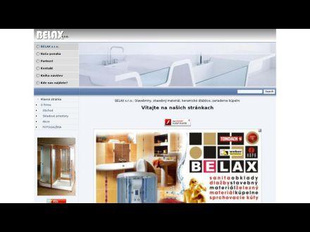 www.belax.m3.sk