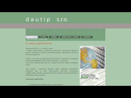 www.dautip.sk