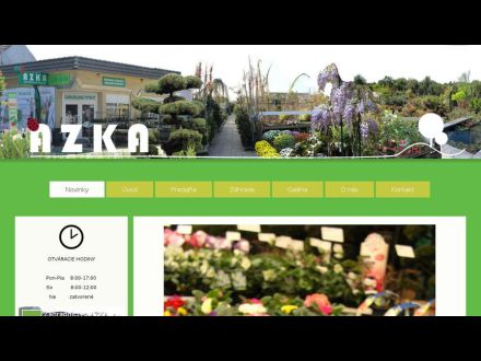 www.azka.sk