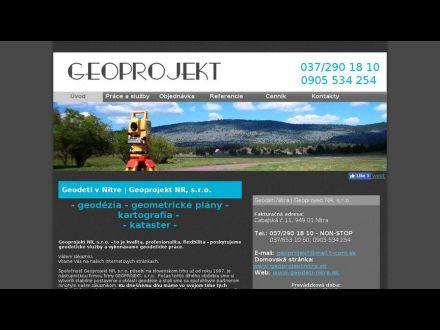 www.geodeti-nitra.sk