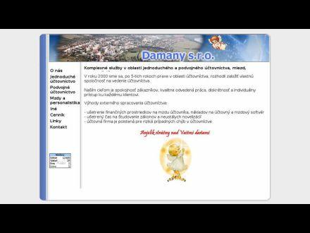 www.damany.sk