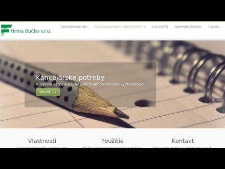 www.firmabucko.sk