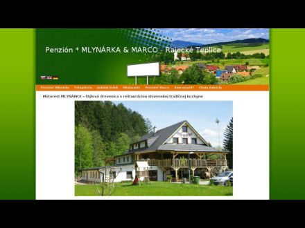 www.mlynarka.sk