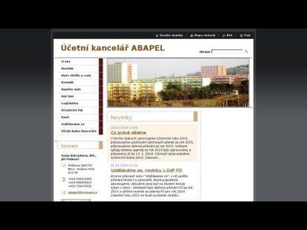 www.abapel.cz
