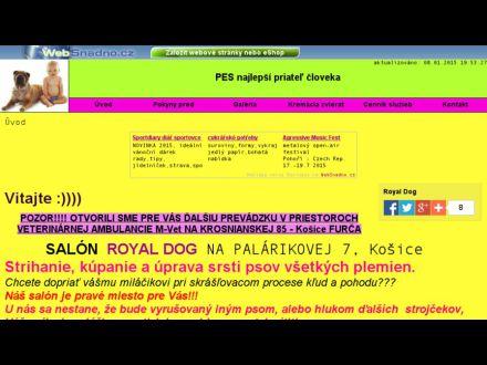 www.dogcare.wbl.sk b0d4832b27a