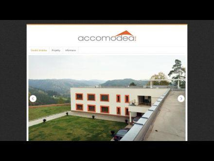www.accomodea.cz