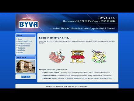 www.byva.sk