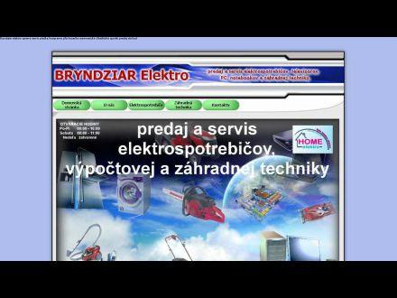 www.bryndziarelektro.sk