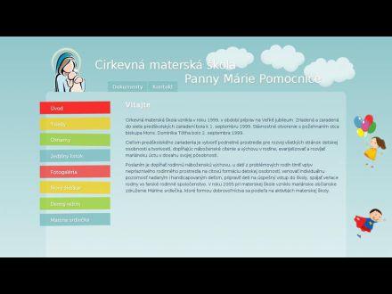 www.cmshlohovec.sk