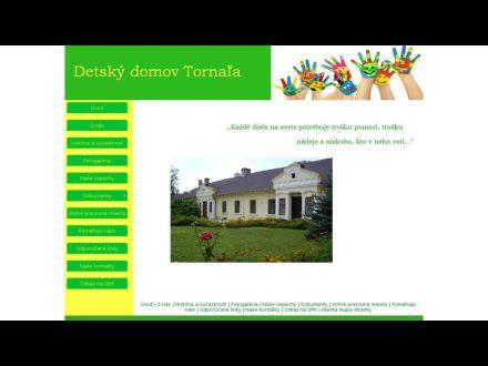 www.detskydomovtornala.sk