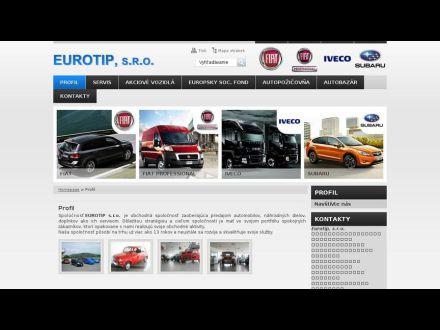 www.eurotip.sk