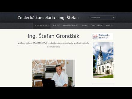 www.grondzak-znalec.webnode.sk