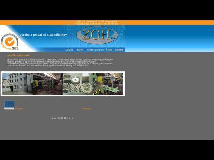 www.zgh.sk