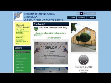 www.sosskalica.edupage.sk