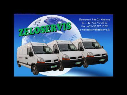 www.zeloservis.sk