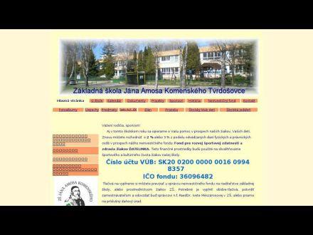 www.zatvrdosovce.edu.sk
