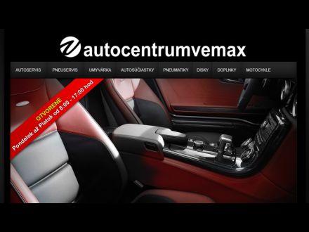 www.autocentrumvemax.sk