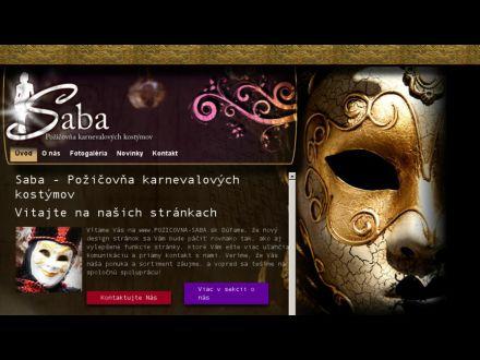 www.pozicovna-saba.sk