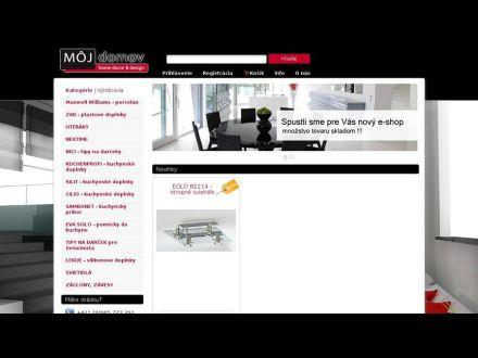 www.mojdomov.eu