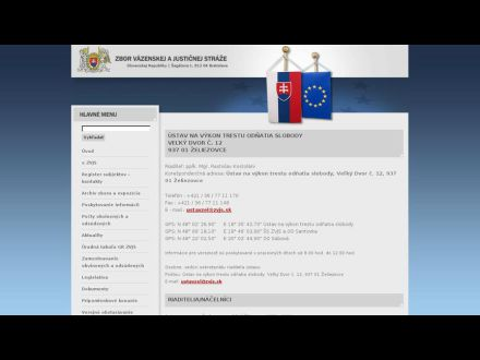 www.zvjs.sk/sk/uvtos-zeliezovce-0