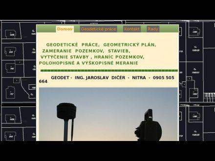 www.geoprace.sk