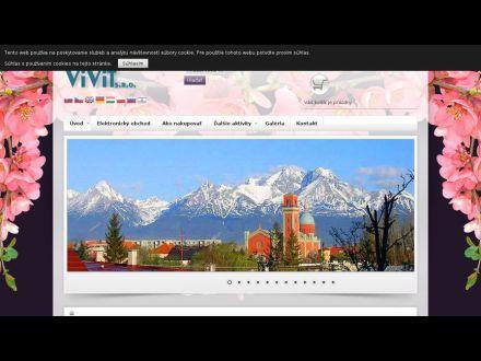www.vivit.sk