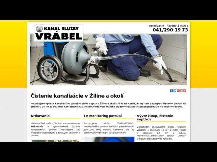 www.kanalsluzby.sk
