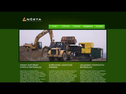 www.anceta.sk