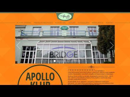 www.apolloklub.sk