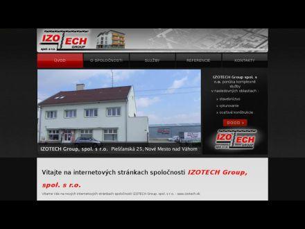 www.izotech.sk