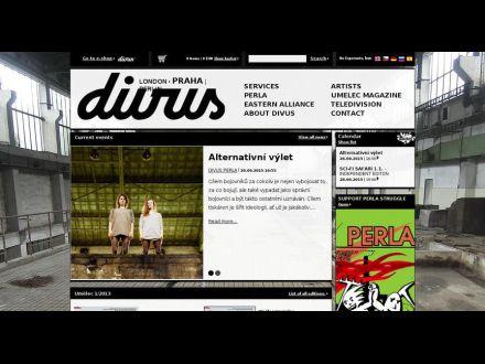 www.divus.cz