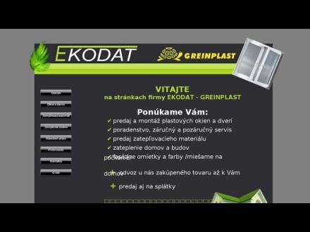 www.ekodat.sk