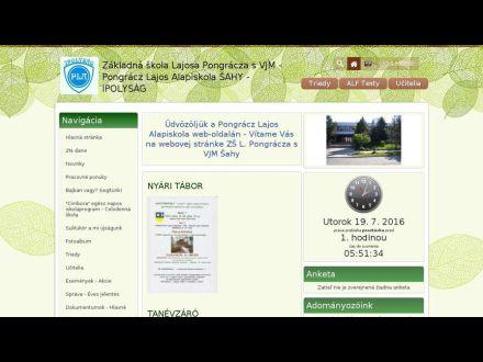 www.zspongraczsahy.edupage.org