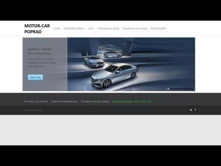 www.motor-car-poprad.sk