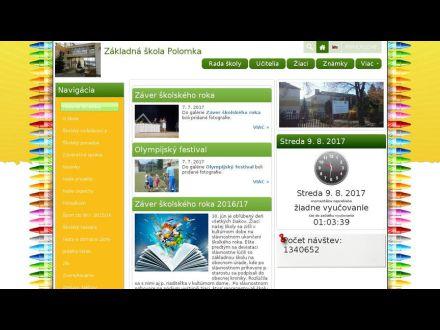 www.zspolomka.edupage.org
