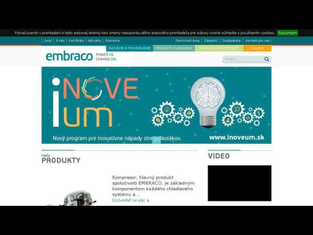 www.embraco.sk