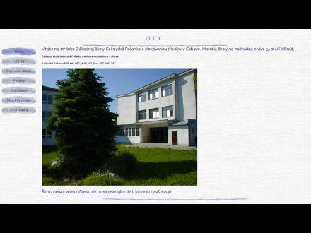 www.zsspolianka.edu.sk