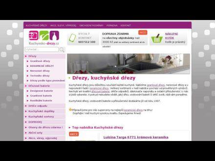 www.kuchynske-drezy.cz