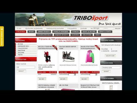 www.tribosport.sk