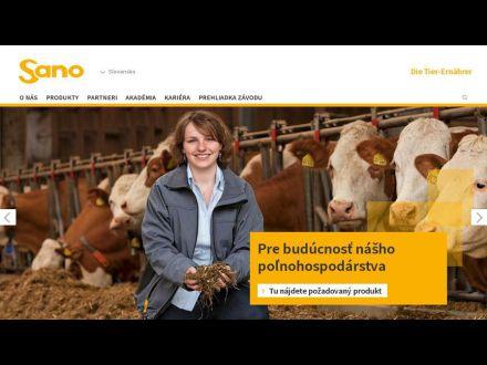 www.sano.sk