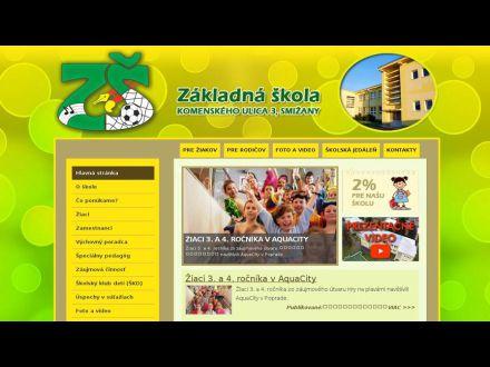 www.zssmizany.edu.sk