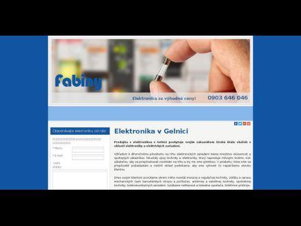 www.tvfabiny.sk