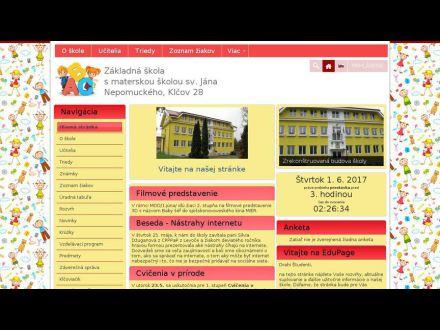www.zsklcov.edupage.org