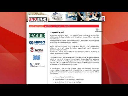 www.unotech.sk