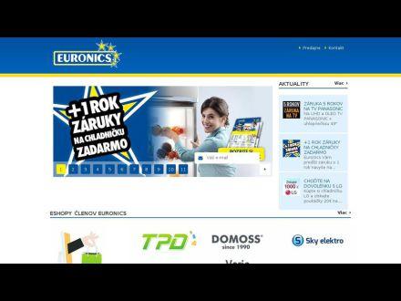 www.euronics.sk