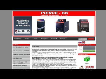 www.pierce.sk